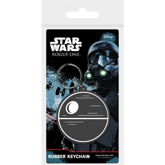 Death Star Keychain