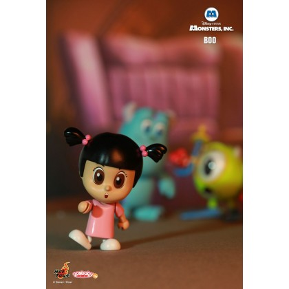Hot Toys - Monsters Inc. Cosbaby: Boo 3 inch