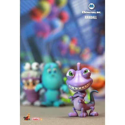Hot Toys - Monsters Inc. Cosbaby: Randall 3 inch