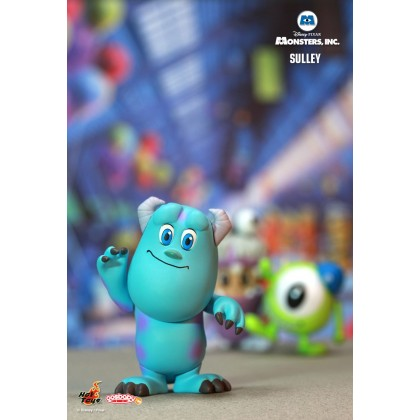 Hot Toys - Monsters Inc. Cosbaby: Sulley 3 inch