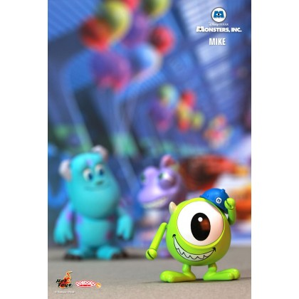 Hot Toys - Monsters Inc. Cosbaby: Mike 3 inch