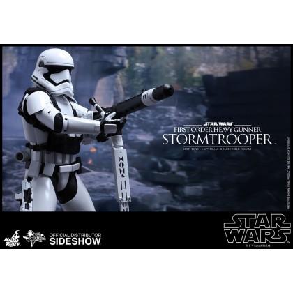 Star Wars: The Force Awakens - First Order Heavy Gunner Stormtrooper 1:6 scale figure