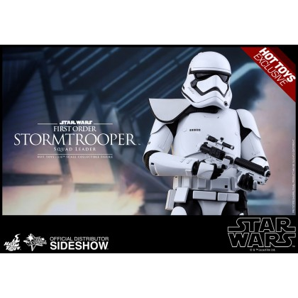 Star Wars: The Force Awakens - First Order Stormtrooper Squad Leader 1:6 scale figure