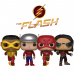 Funko Pop! DC: The Flash TV Series Set