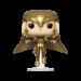 Wonder Woman (Gold Flying Pose) - Funko Pop! - Wonder Woman 1984 [BOX DAMAGE]