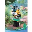 Disney Select: Lilo and Stitch - Stitch Coin Ride Diorama 02