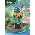 Disney Select: Lilo and Stitch - Stitch Coin Ride Diorama 04