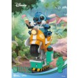Disney Select: Lilo and Stitch - Stitch Coin Ride Diorama 06