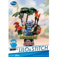 Disney Select: Stitch Diorama