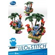 Beast Kingdom: Stitch Diorama