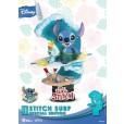 Disney Select: Stitch Surf Diorama Special Edition