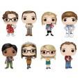 Funko Pop! Big Bang Theory - Set