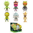 Funko Plushies: Rick and Morty