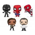 Funko Pop! Spider-Man: Far From Home Set