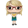 Funko Pop! Big Bang Theory - Bernadette