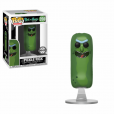 Funko Pop! Rick & Morty - Pickle Rick (No Limbs) Limited Edition