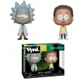 Funko VYNL: Rick and Morty 2-pack