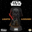 Funko Pop! Vinyl: Star Wars - Darth Vader with Light and Sound