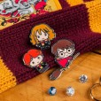 Harry Poter Metal Pin Harry, Ron, Hermione