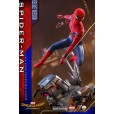 Hot Toys: Spider-Man: Homecoming - Spider-Man Deluxe 1:6 scale Figure 02