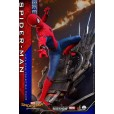 Hot Toys: Spider-Man: Homecoming - Spider-Man Deluxe 1:6 scale Figure 06