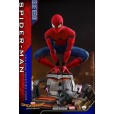 Hot Toys: Spider-Man: Homecoming - Spider-Man Deluxe 1:6 scale Figure 05