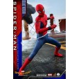 Hot Toys: Spider-Man: Homecoming - Spider-Man Deluxe 1:6 scale Figure 08