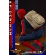 Hot Toys: Spider-Man: Homecoming - Spider-Man Deluxe 1:6 scale Figure 09