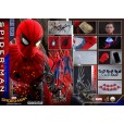 Hot Toys: Spider-Man: Homecoming - Spider-Man Deluxe 1:6 scale Figure 16