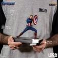 Avengers: Endgame - Captain America 2023 1/10 scale statue 07