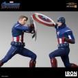 Avengers: Endgame - Captain America 2023 1/10 scale statue 09