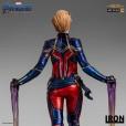 Avengers: Endgame - Captain Marvel 1/10 scale statue 05