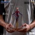 Avengers: Endgame - Captain Marvel 1/10 scale statue 10