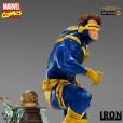 Marvel - X-Men - Cyclops 1/10 scale statue 07