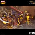 Marvel - X-Men - Cyclops 1/10 scale statue 09