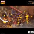 Marvel - X-Men - Rogue 1/10 scale statue 09