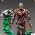 Spider-Man: Far From Home - Iron Man Illusion 1/10 scale statue 05