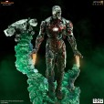 Spider-Man: Far From Home - Iron Man Illusion 1/10 scale statue 08