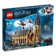 LEGO: Harry Potter - Zweinstein grote zaal