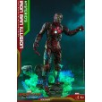 Mysterio's Iron Man Illusion 1:6 scale Figure - Spider-Man Far From Home - Hot Toys
