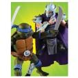 TMNT - Leonardo vs Shredder Action Figure 2-Pack