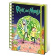 Rick and Morty: Portal Notebook