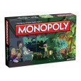 Monopoly: Rick and Morty (English)
