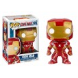 Iron Man Funko Pop! Box