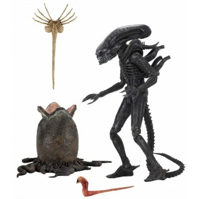 Alien: Ultimate 40th Anniversary Big Chap 7 inch Action Figure