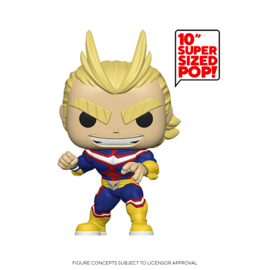 All Might - 10 inch Funko Pop! - My Hero Acacemia