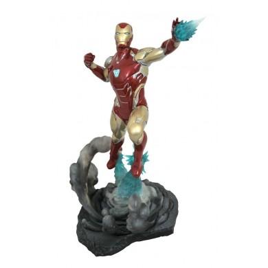 Marvel: Avengers Endgame - Iron Man MK85 PVC Diorama