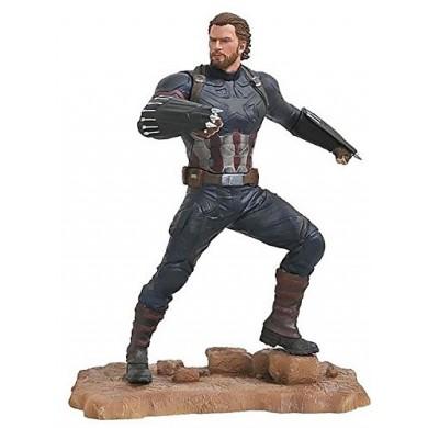 Marvel: Avengers Infinity War - Captain America PVC Statue