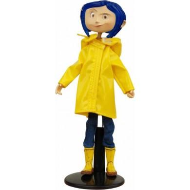 Coraline: Bendy Fashion Doll - Rain Coat