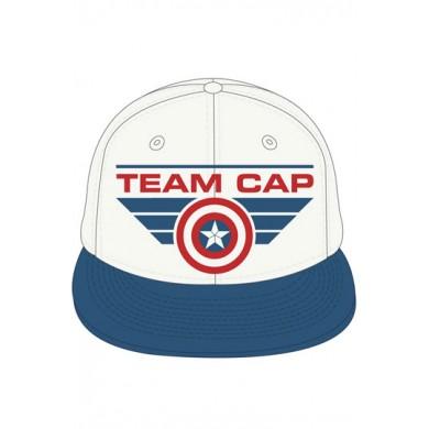 Captain America: Civil War - Baseball Cap Team Cap